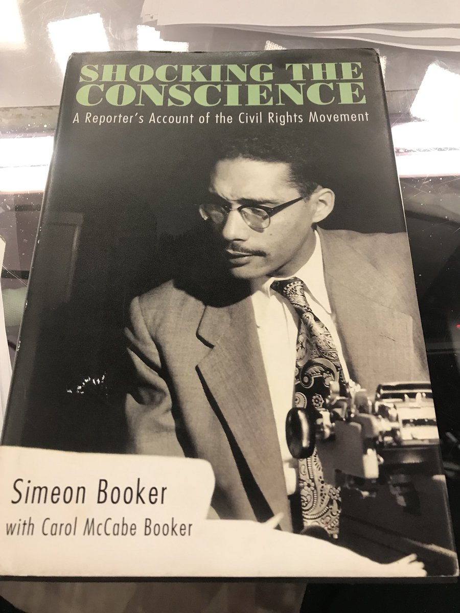 On @tvonetv #NewsOneNow, @EBONYMag CEO Linda Johnson Rice talks about the life/legacy of longtime Jet/Ebony writer #SimeonBooker. He died Sunday at the age of 99. Just another reason why this show matters. How many other Nat'l shows are giving props to this legendary journalist?