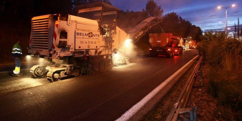 Nuit du mercredi 13 décembre 2017 - #Travaux d'entretien - #RN89 => #Fermeture de la RN89 dans le sens Bordeaux-Libourne entre les échangeurs 1 (Artigues) et 2 (Yvrac), de 21h à 6h, et sauf intempéries. bit.ly/2k8H6qH https://t.co/rPyNrrSIQN