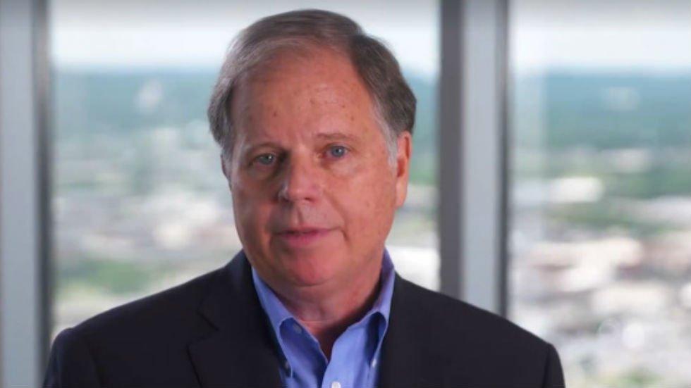 GOP governor endorses Doug Jones in Alabama Senate race: https://t.co/vUEG0NuCTr