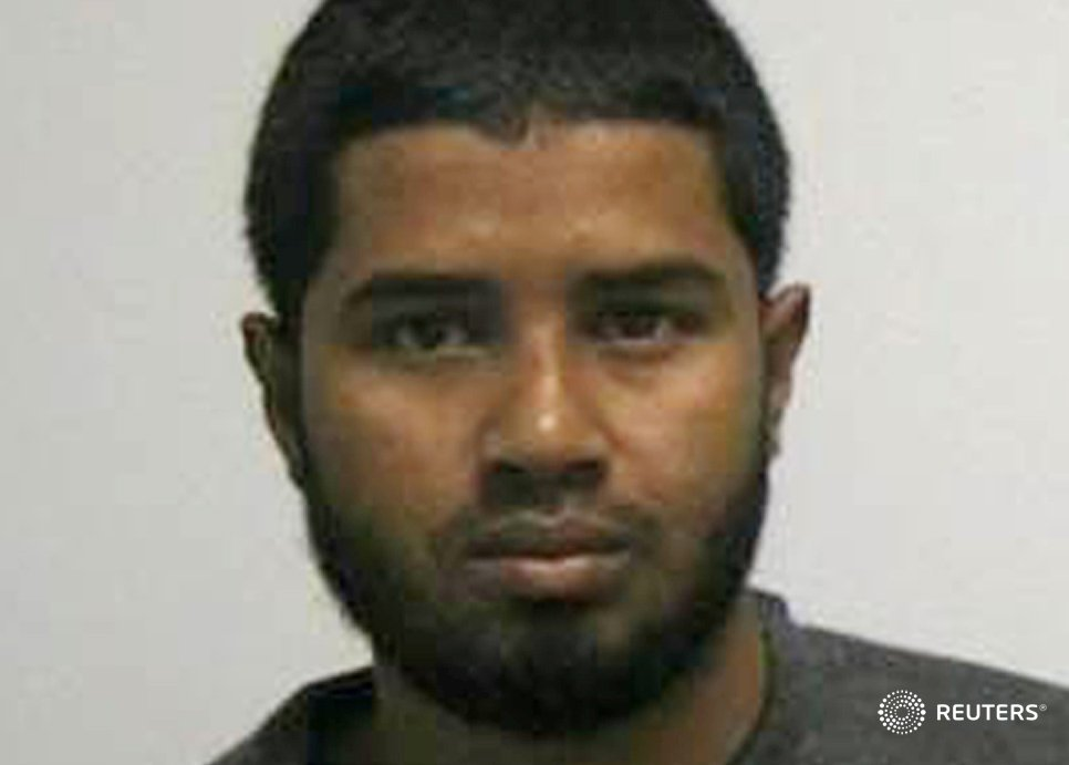 BREAKING: New York City bomb suspect Akayed Ullah charged with making a terroristic threat, supporting an act of terrorism, and criminal possession of a weapon - NYPD