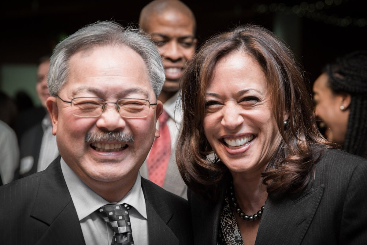Kamala Harris On Twitter I Am Deeply Saddened By The Passing Of My Friend San Francisco Mayor Ed Lee He Was A Fierce Advocate For Civil Rights And Worked Tirelessly For Workers