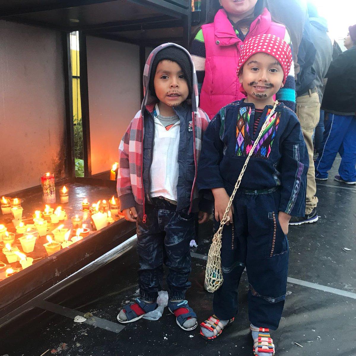 Santuario Virgen Guadalupe Vía Niños Niñas Vestidos Traje
