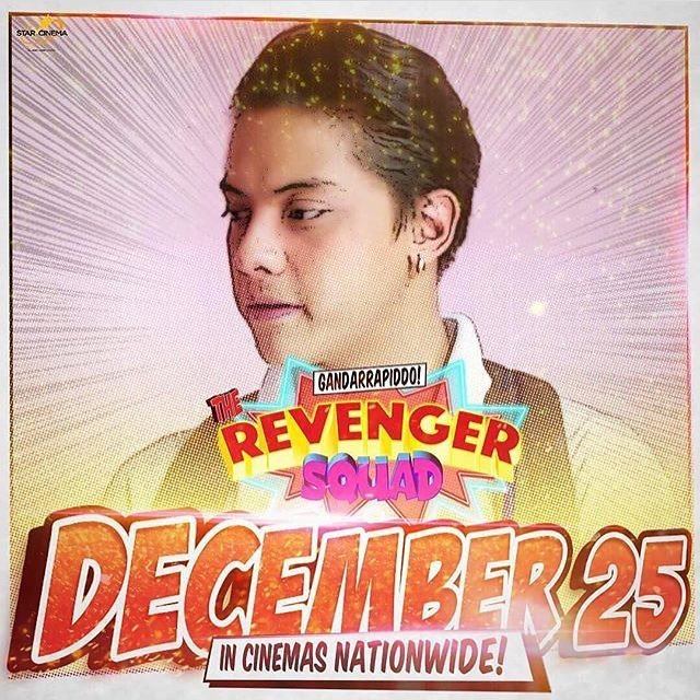 Don't miss Daniel Padilla in #TheRevenge...