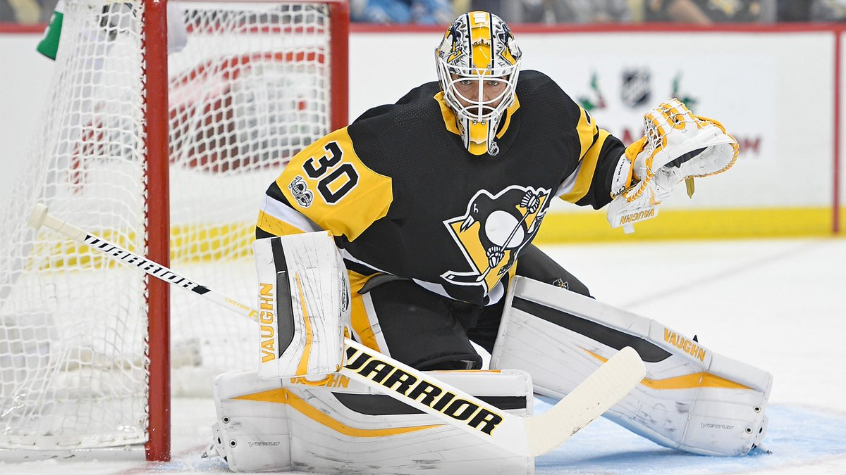 The #Pens have activated goaltender Matt Murray from injured reserve.  Casey DeSmith has been re-assigned to the @WBSPenguins.  Details: https://t.co/0EDtHNpavN
