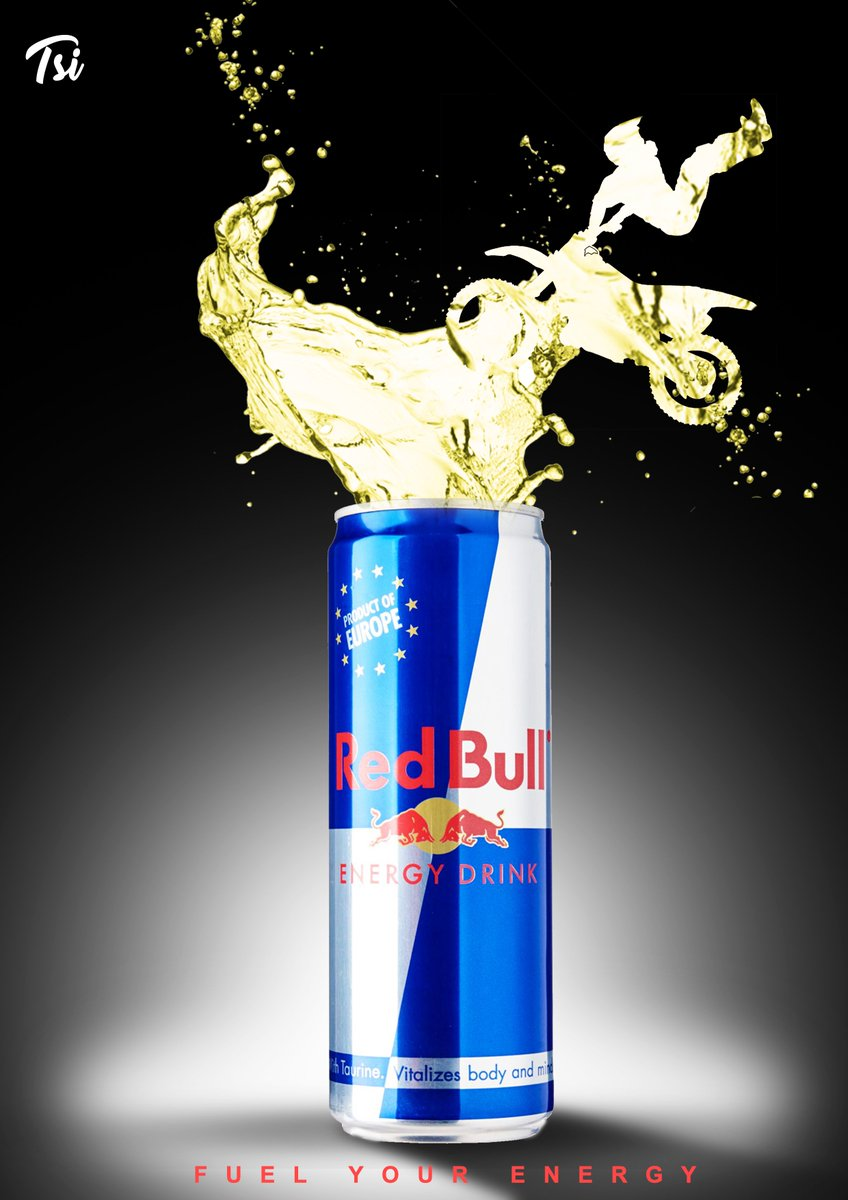 So I created an AD series for Red bull titled 'Refuel your Energy' .. Pls RT 🙂 🙏