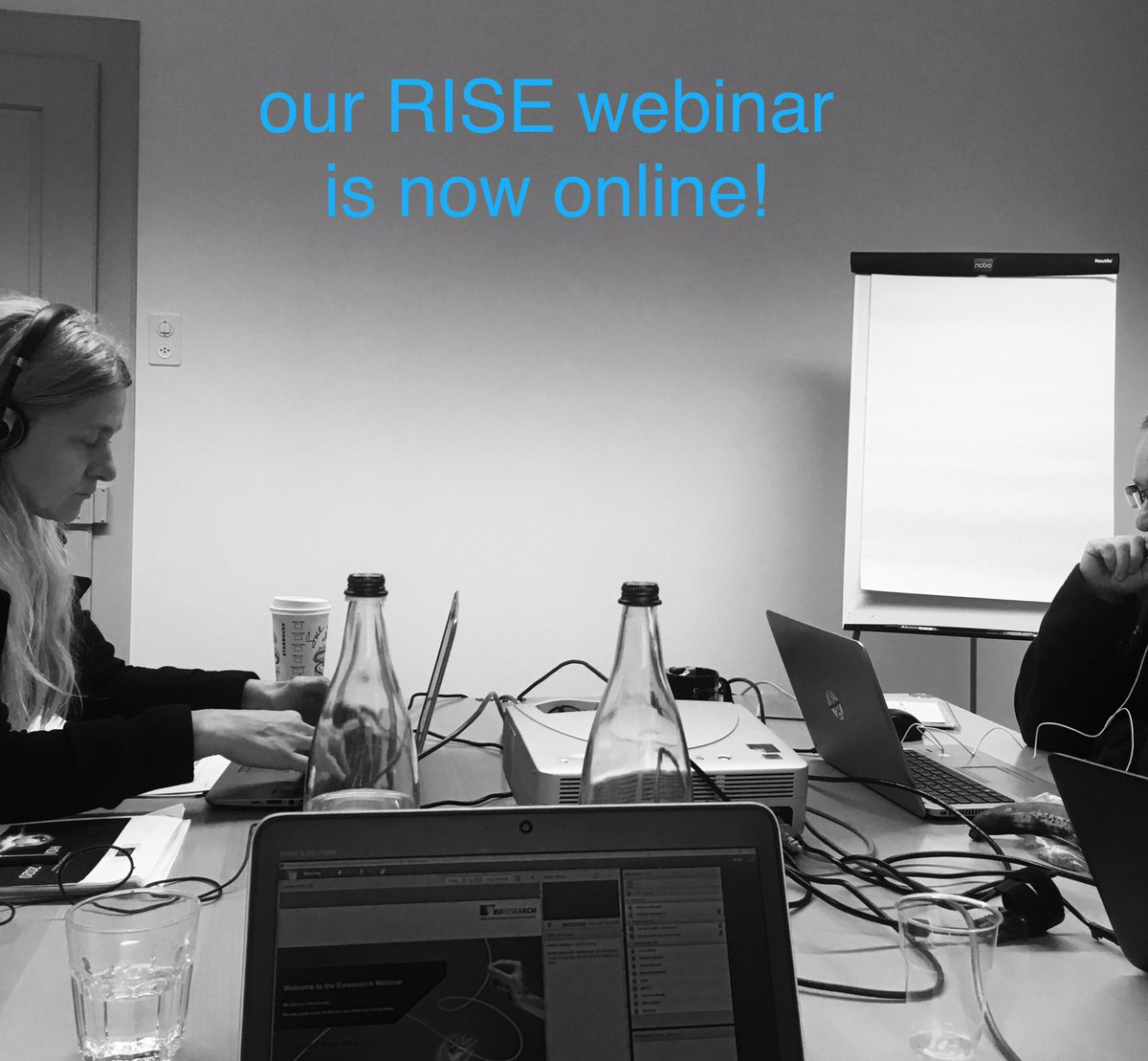 Did you miss our live webinar this morning? You can watch it anytime on:  https:// youtu.be/eRzPcZb1Qv4  &nbsp;   #MSCA @SwissEuresearch<br>http://pic.twitter.com/RMyfH7XYHj