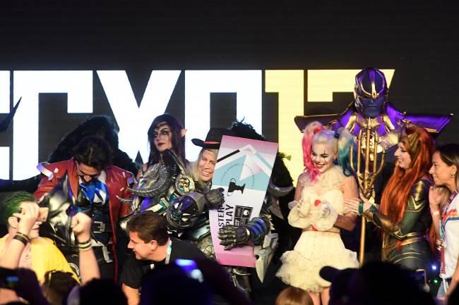 Por dentro da Comic Con: como foi o maior evento de cultura pop da América Latina Veja em: https://t.co/638SvihL5a