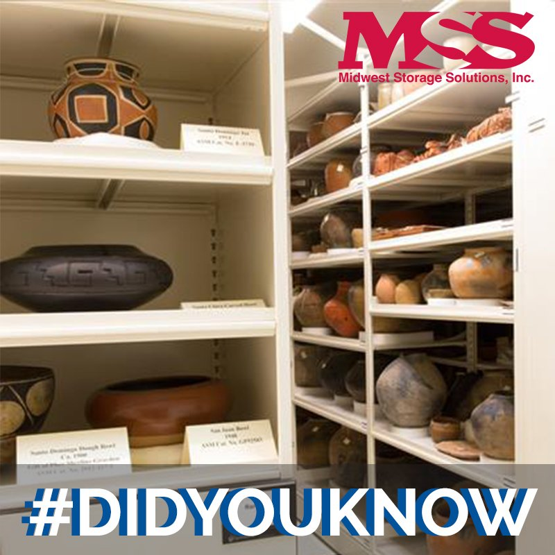 Our Museum Storage Units Can Be Made With An Extra 4 6 Inches Of Height To  Help With Potential Water Damage!    #StorageMatterspic.twitter.com/LjsFh6winF