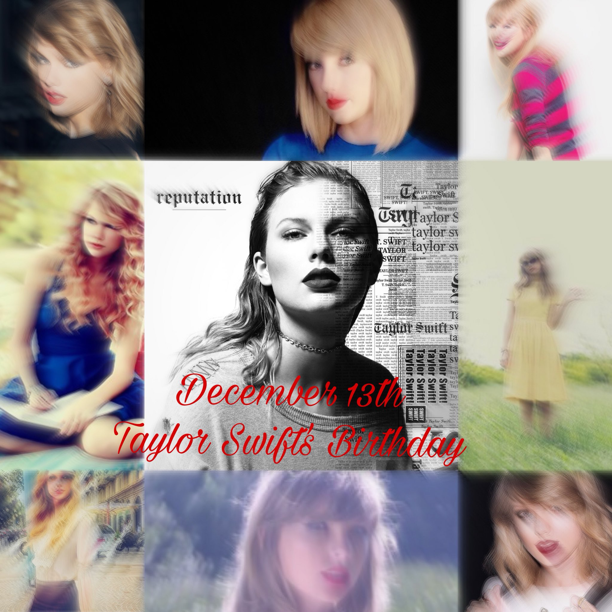 Happy Birthday Taylor Swift You\re my admiration...