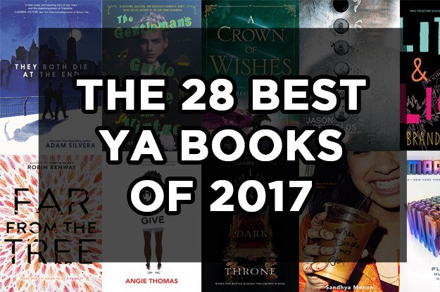 28 Of The Best YA Books Released In 2017 That You'll Want To Read Immediately https://t.co/NMyjdEK0TS