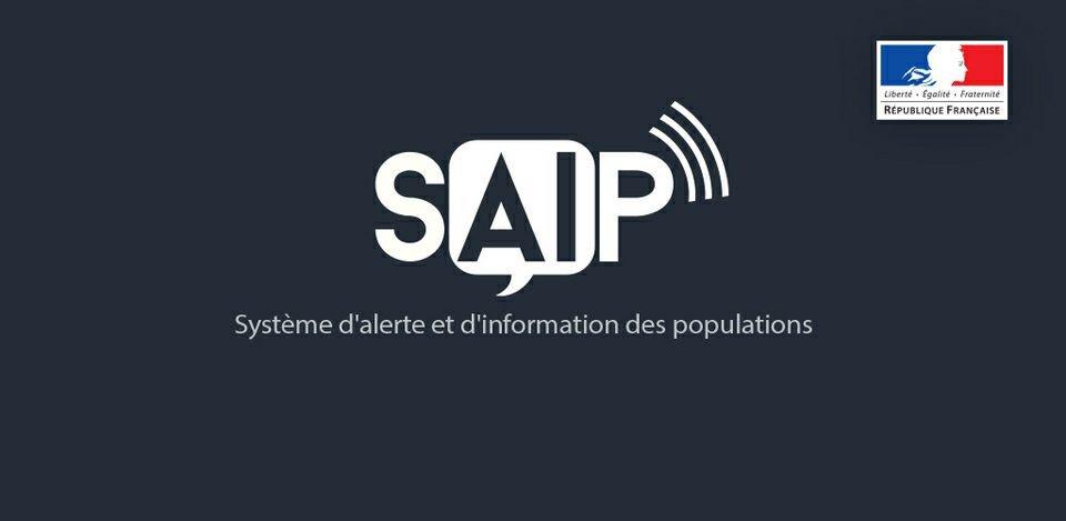 #SAIP : aucun incident en cours. Un exercice de #sécurité en #SeineMaritime a conduit au déclenchement de l'alerte smartphone dans certains secteurs.