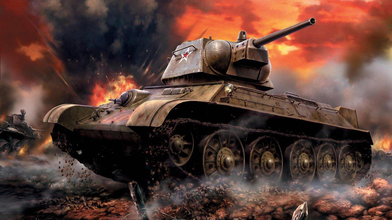 Картинки с танком т 34