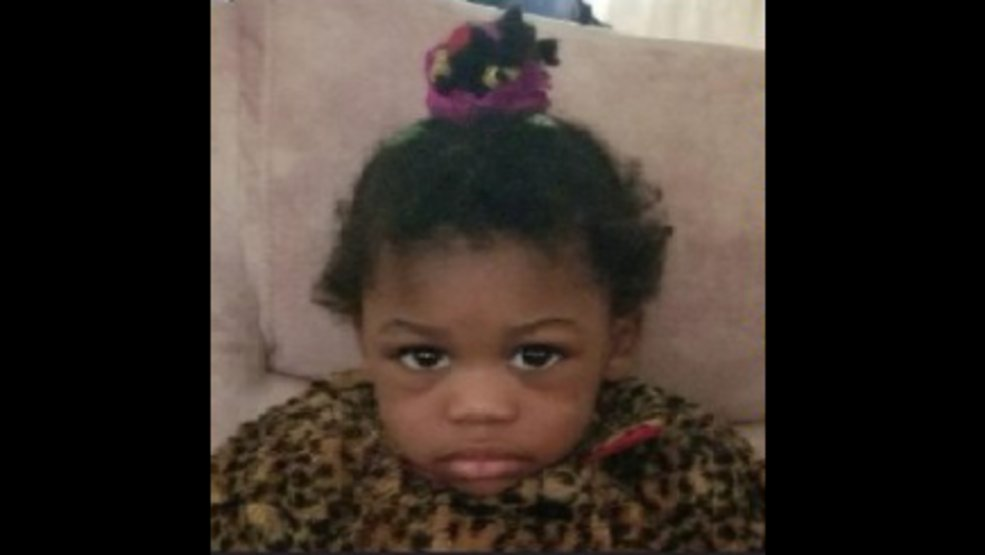 Do you know this little girl? Help D.C....