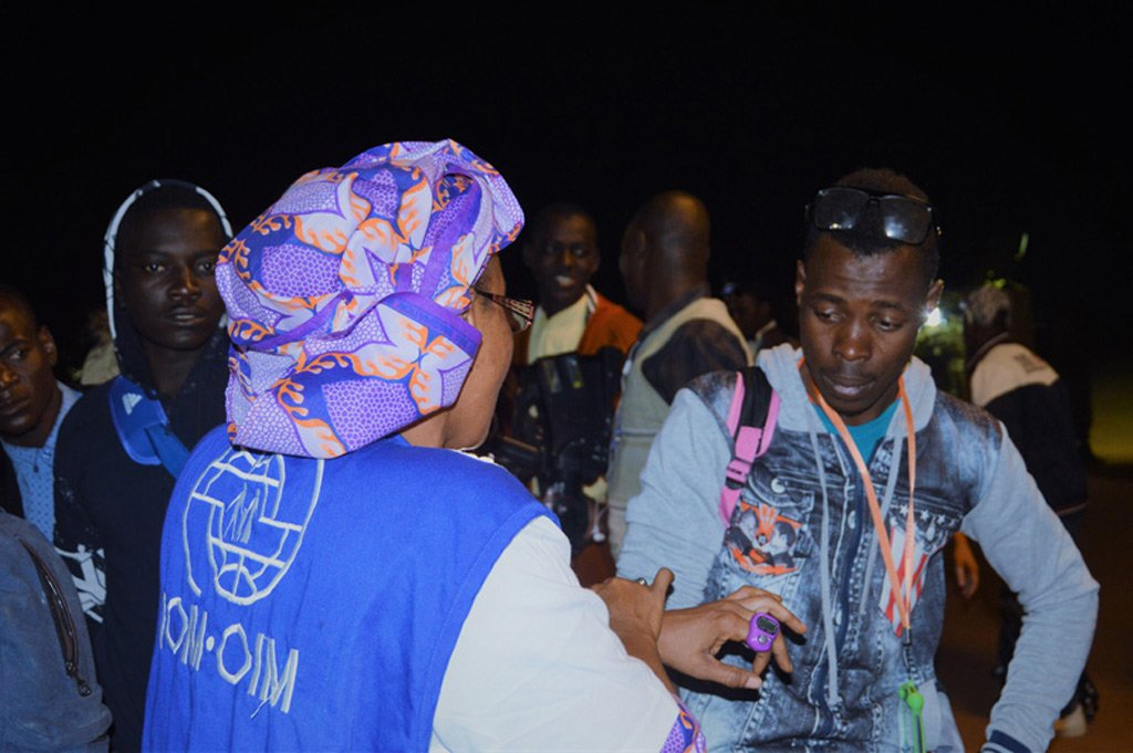 "Assisting migrants to leave #Libya: ""After the discussions at the African and European Union summit in Abidjan, the gov has demonstrated its commitment to making this evacuation a priority and a reality,"" says IOM & MRRM Programme Manager, more here: https://t.co/VJXkKaImhX"
