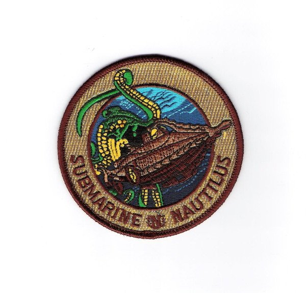 Walt Disney/'s The Chronicles of Narnia Movie Tree Logo Embroidered Patch NEW