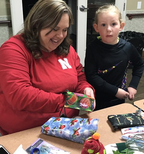 Also, we are looking for volunteers to deliver the gifts. This is a great opportunity for boys and girls groups, Sunday School classes and civic ...