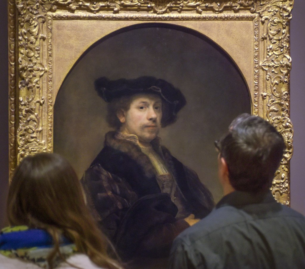 5 things about Rembrandt's 'Self Portrait at the Age of 34' on loan at the Norton Simon https://t.co/lGWVErTRNV