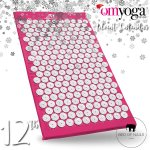 Behind day 12 of the #OMadvent you'll find a @mybedofnails acupressure mat! Enter now for your chance to win: https://t.co/cmZwtoJ8Ta #adventcalendar #bedofnails #acupressuremat