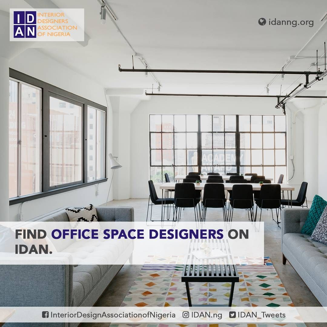 Interior Design Space Here In Nigeria If You Are Interested Getting Office Designers Simply Contact Us Via Email Adminidanngorg
