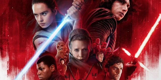 It's finally here.  Our review of Star Wars: The Last Jedi...  #StarWars #TheLastJedi  https://t.co/h3MhgA2ZsD