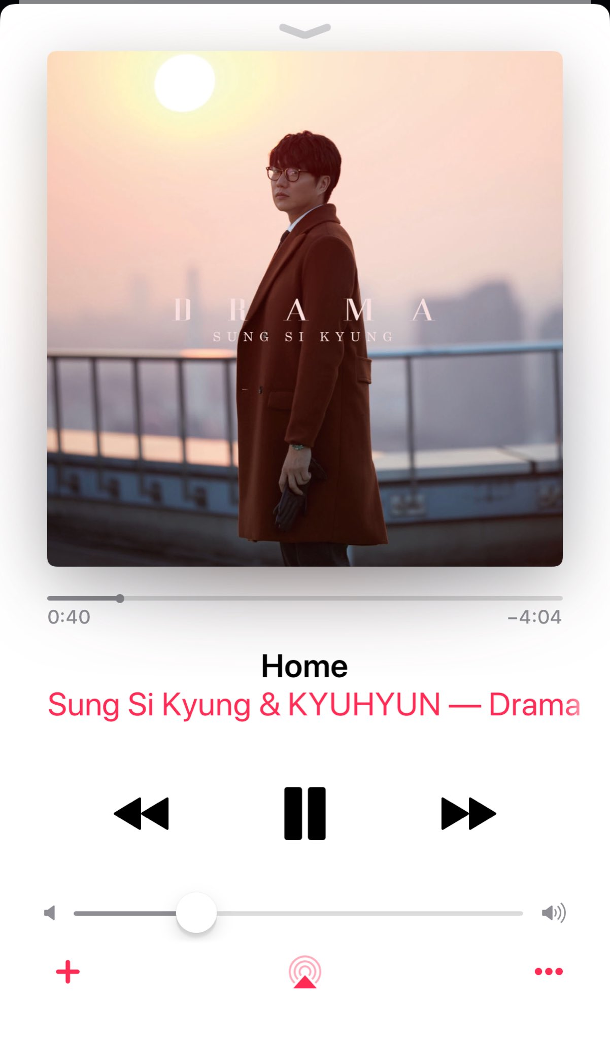 Home - Sung Sikyung feat. #KYUHYUN is out now on itunes and apple music ���� https://t.co/Y2FwEa9Rem