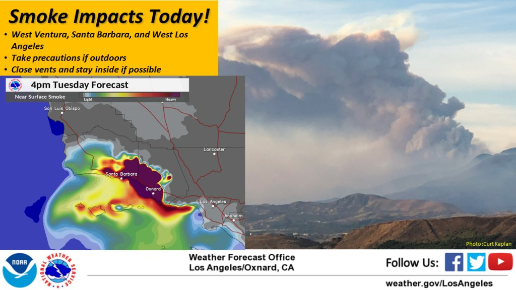 Fire danger remains high as 'real' winter eludes Southern California https://t.co/5CuQcU5IDj