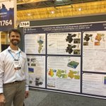 Farmers at innovating and using more efficient irrigation technologies. Come and see how those are changing the water cycle on the High Plains Aquifer at #AGU17!
