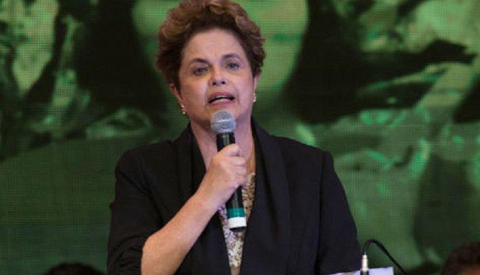 Dilma: Golpe 'destruiu o PSDB e fez surgir a extrema direita' tps://goo.gl/xT2fVK