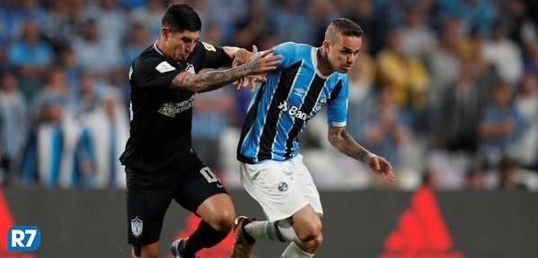 Grêmio é o Brasil no Mundial de Clubes ⚽️ Veja as imagens da semifinal contra o Pachuca https://t.co/DMSseX4x5C Tem gremista aí na timeline? Vamos Grêmio