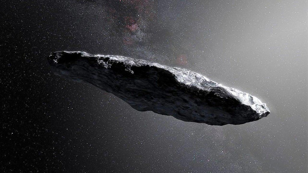 Breakthrough Listen will check interstellar object just to make sure it's not a starship https://t.co/SPBGGUt9K8