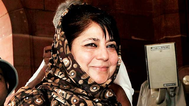 Mehbooba Mufti's brother all set to be inducted into J-K ministry https://t.co/JADWINHqIV