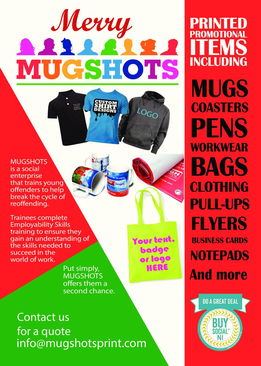 office merchandise. Day 12 Of #BuySocialChristmas Do You Need Office Merchandise Or Corporate Gifts Even Stocking Fillers @MugshotsPrint Have It All And Will Be In Time For T