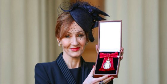 Prince William Just Gave J. K. Rowling an Incredibly Special Honor https://t.co/pmZTxKwkpl