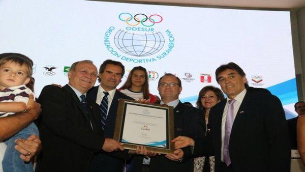 Odesur aprobó a #Paraguay como sede de los próximos Juegos Deportivos Suramericanos #2022 https://t.co/5FIoGhbdfH https://t.co/JXFjKynCuS