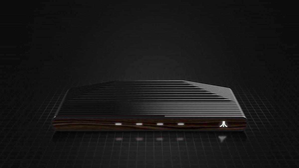 Envie de la mystérieuse Ataribox ? Les précommandes démarrent jeudi https://t.co/AnieuiVfQY