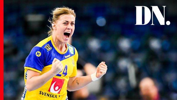 Sverige klart for semifinal i vm