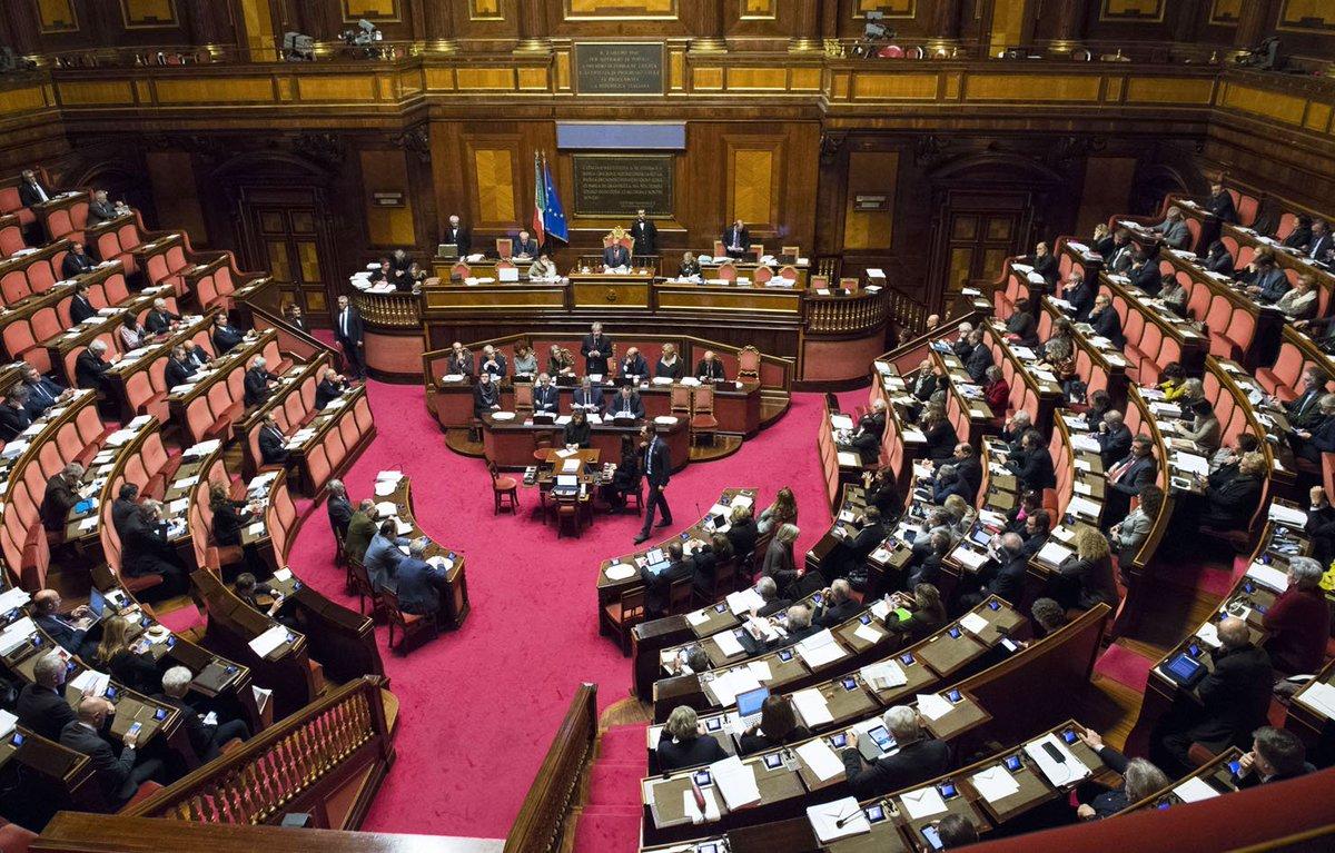 Consiglio europeo del 14 e 15 dicembre, le comunicazioni di Gentiloni al Parlamento https://t.co/RTBX37Viyl
