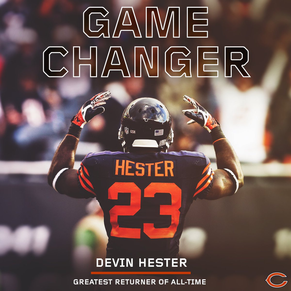 And the game was forever changed.   Congrats on one ridiculous career, @D_Hest23. https://t.co/JlVyiJuUWb