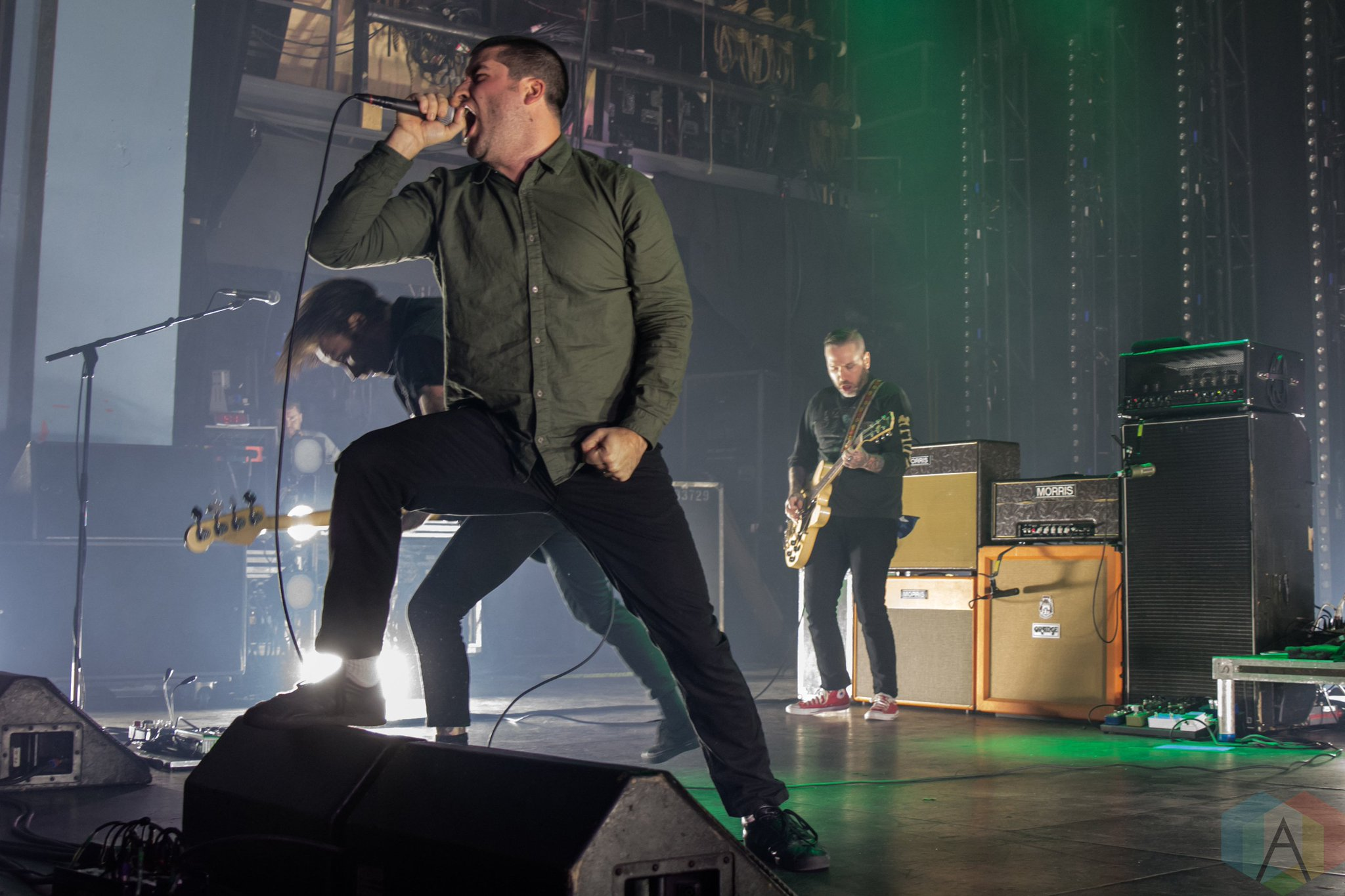 RT @Aesthetic_Mag: Photos: Alexisonfire, Single Mothers at Danforth Music Hall. #Toronto https://t.co/556rwBgh9f https://t.co/zcQXDSnI0B