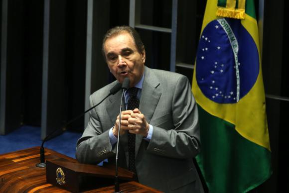 STF torna senador Agripino Maia réu por desvios em arena da Copa em Natal. https://t.co/E82gW8g7yZ 📷Fabio Rodrigues Pozzebom/Agência Brasil