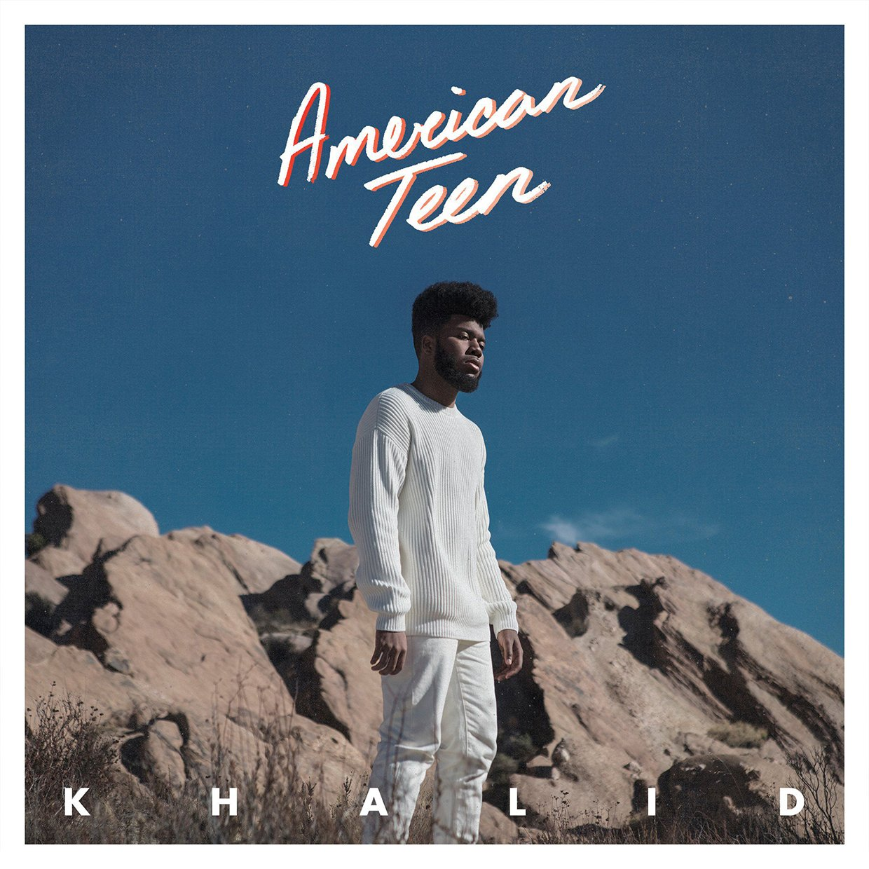 """.@thegreatkhalid's """"American Teen"""" is No. 5 on our top 10 albums of the year! 😎 https://t.co/9v0F0IttDJ https://t.co/vvnecdyOcU"""