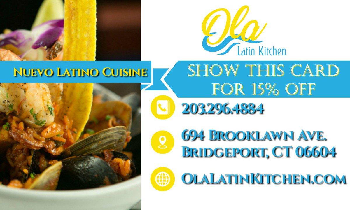 Ola Latin Kitchen (@olalatinkitchen)   Twitter