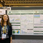 Eleanor Rappolee is presenting her work on quantifying the social and cultural backgrounds of different diversity groups within the Geosciences. Come by this afternoon at #AGU17!