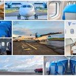 [NOUVEL ATR 72-600] @aircaraibes intègre à sa flotte un nouvel ATR 72-600, le dernier né du constructeur ATR. Immatriculé F-OSIV, l'avion a atterri le lundi 11 décembre en #Guadeloupe @ATRaircraft