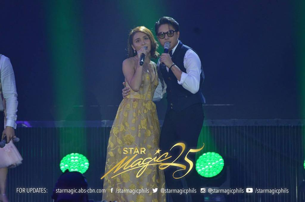 Kathryn and Daniel #JustLove The ABS-CBN...