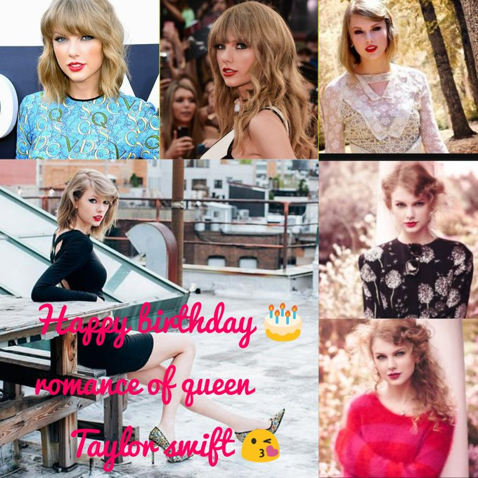 Happy birthday lovely and beautiful Taylor swift