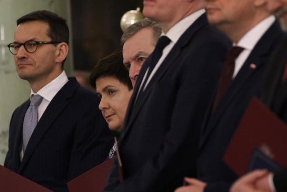 Pologne • Un remaniement pour rien ? https://t.co/casQsajUZS