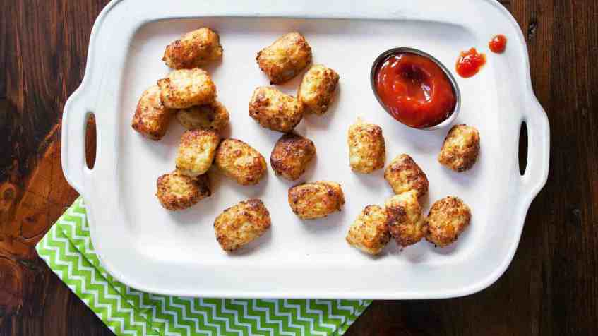 Try these Cauliflower 'Tater' Tots from...