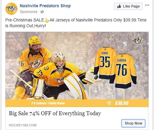 Nashville Predators on Twitter
