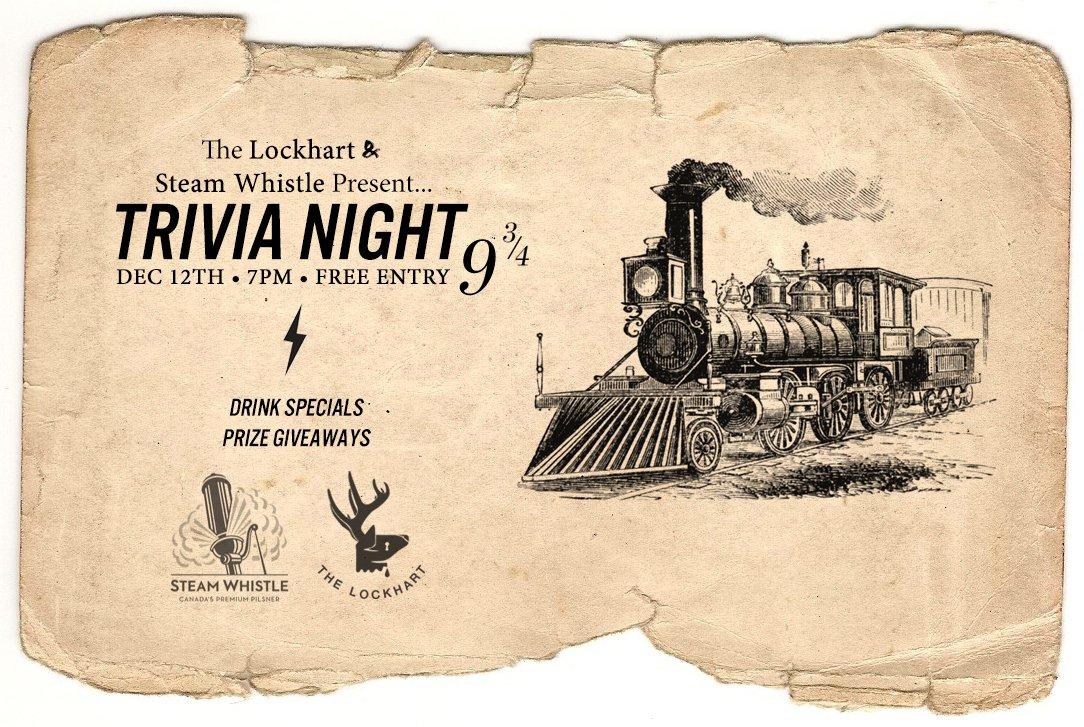 TORONTO FRIENDS: TONIGHT @thelockhartbar...